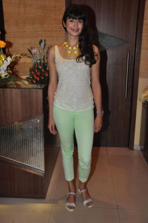 Pooja Batra at the launch of Ovais & Uzair Queraishi's Yoko Sizzlers