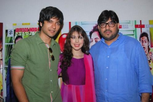 Ali Fazal, Anisa Butt & Shuja Ali