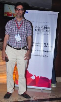 Rajat Kapoor at 15th Mumbai Film Festival (3)