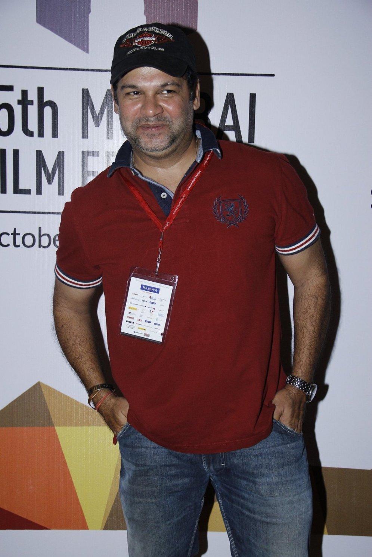 Suresh Menon at the 15th Mumbai Film Festival_Day 7