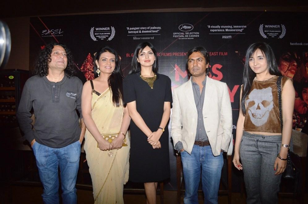 Anil George, Zeena Bhatia, Niharika Singh, Nawazuddin Siddique, Maneka Lalwani