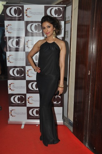 02-Actress Aarti Chhabria for Pria Kataaria puri@Cappuccino Collection Store Launch