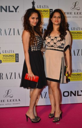 Celebrities walked the Red Carpet at the Grazia Young Fashion Awards 2014 at the Leela, Mumbai.3