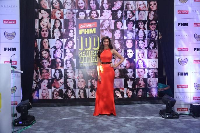 Deepika Padukone the winner of FHM sexiest women in the World 2014