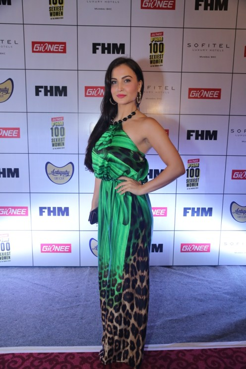 Elli Avram at FHM Party