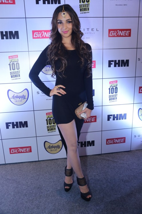 Kiara Advani at FHM Party