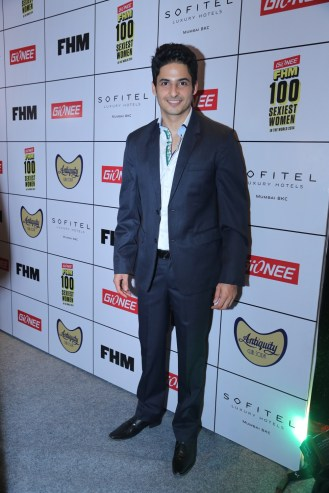 Mohit Malhotra at FHM Party