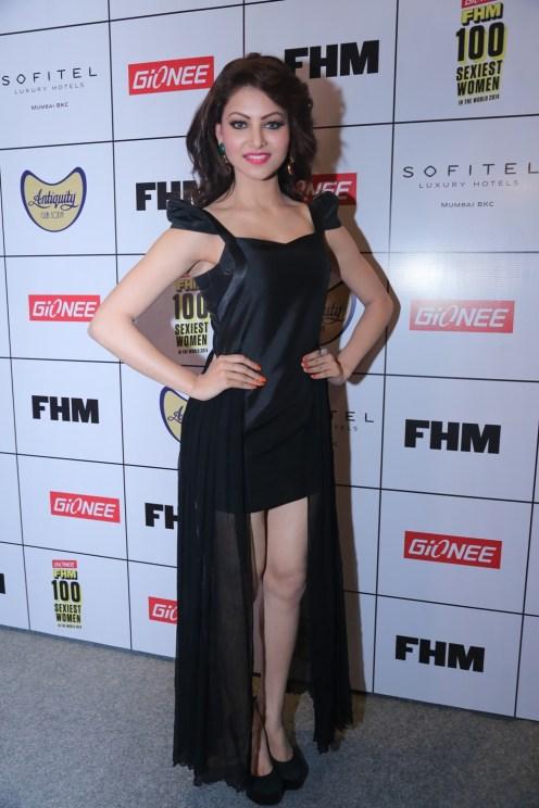 Urvashi Rautela at FHM Party
