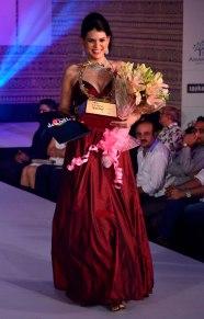 Siddhi Winner of 'Femina Style Diva 2014'