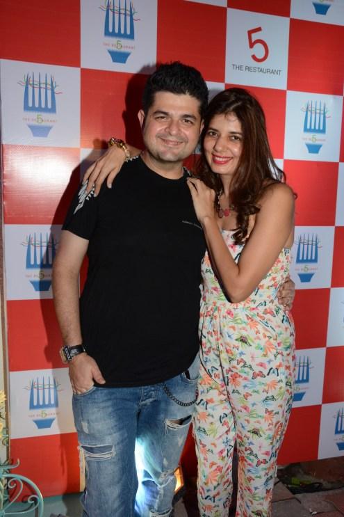 Daboo & Manisha Ratnani
