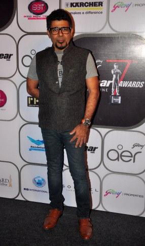Arzan Khambatta at the 7th TopGear Awards.