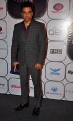 Celebrity Cricketer Sanjay Manjrekar at the 7th TopGear Awards