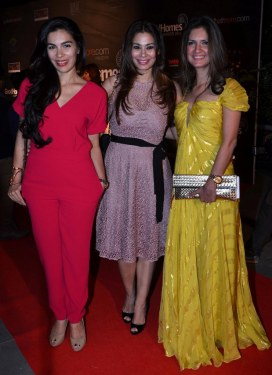 Celebs at the Red Carpet of GoodHomes Awards 2014 at Sofitel,BKC.6