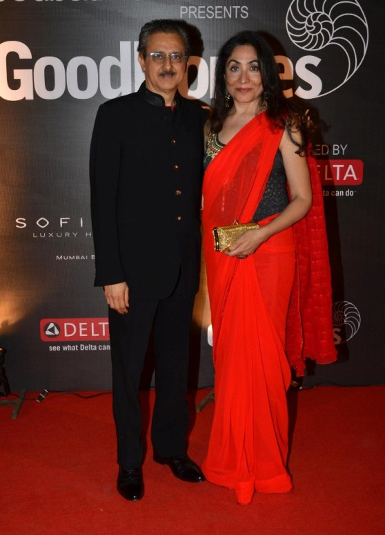Celebs at the Red Carpet of GoodHomes Awards 2014 at Sofitel,BKC.9