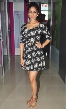 Deepti Sati (Femina Miss India) at the 'Sakhiya skin Clinic' Launch in Mumbai.2
