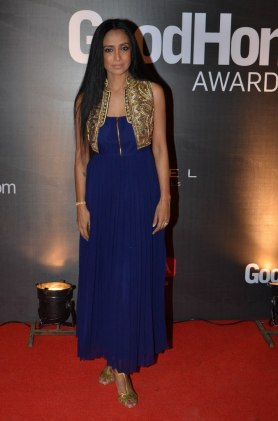 Suchitra Pillai at the Red Carpet of GoodHomes Awards 2014 at Sofitel,BKC