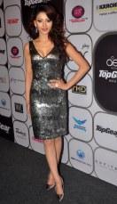 Urvashi Rautela at the 7th TopGear Awards.