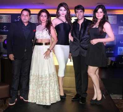 Krishka Lulla and Sunil, Ramesh Dembla, Urvashi Rautela and Zarine Khan