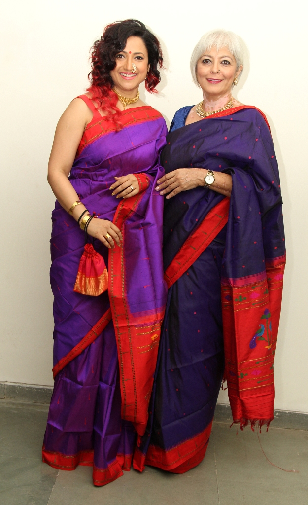 11 Tanuja Padwal & Geetu Hinduja a