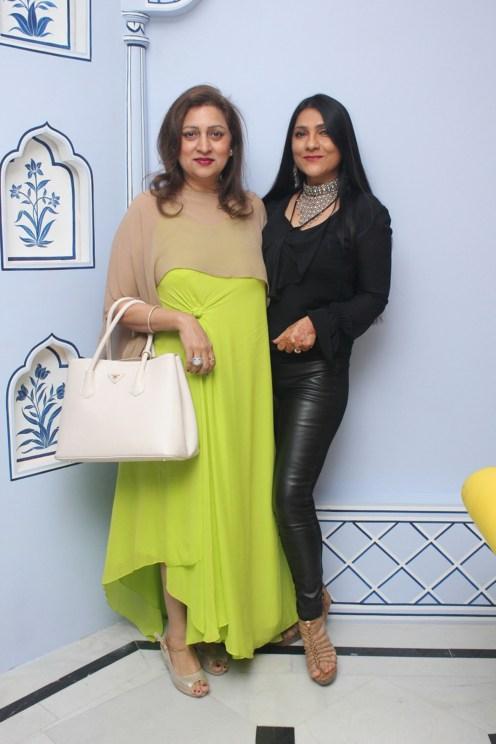Shalini Piramal & Aarti Surendranath