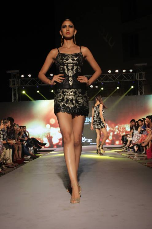 Rocky Star's Collection @Tech Fashion Tour_
