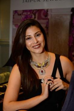 Karishma Kotak at Jaipur Jewels Myga Collection Launch 1