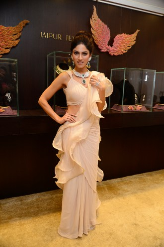 Sapna Pabbi at Jaipur Jewels Myga Collection Launch 1