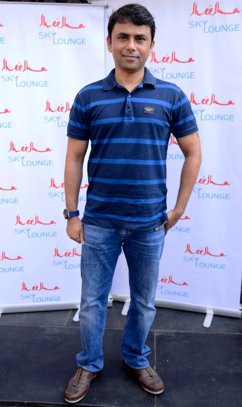 ips-quaiser-khalid-at-the-launch-event-of-sheesha-sky-lounge-in-south-mumbai