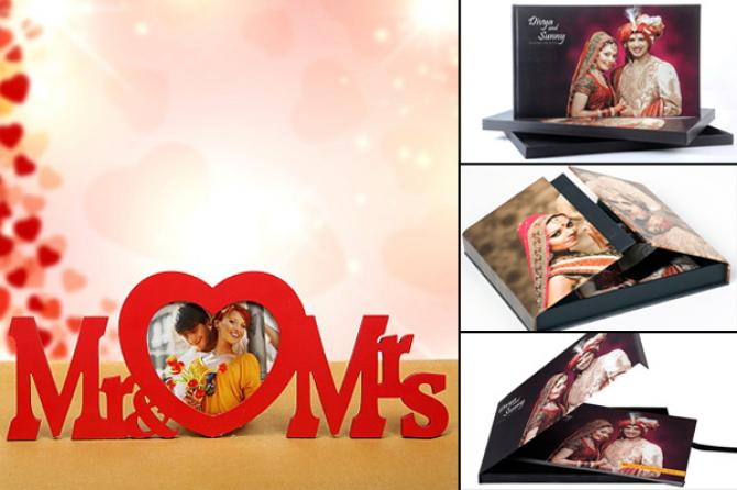 Perfect Personalised Wedding Gift Ideas For Indian Couples