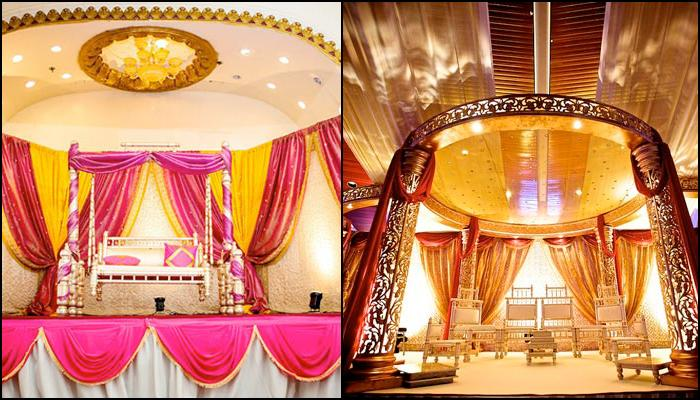 10 Stunning Stage Decor Ideas For Indian Weddings This