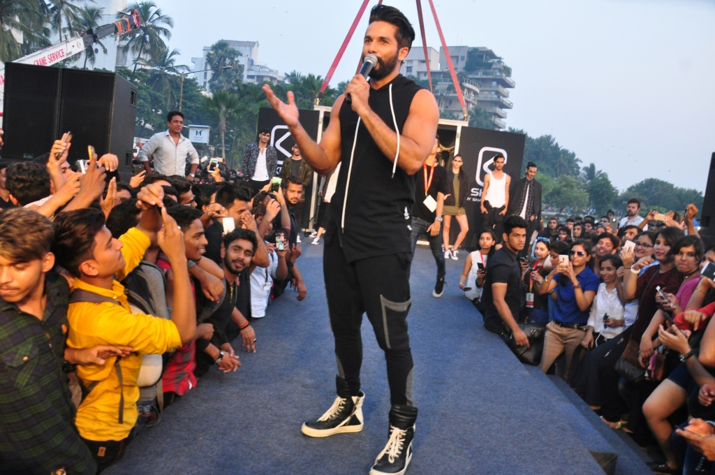 abof launches India's first athleisure fashion brand: SKULT by Shahid Kapoor