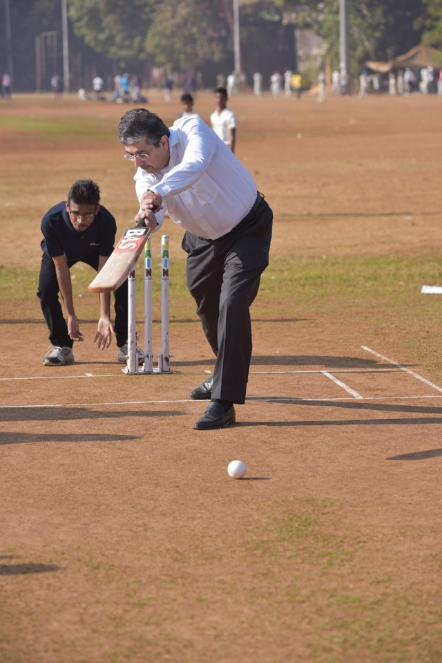 Uday Kotak Playing
