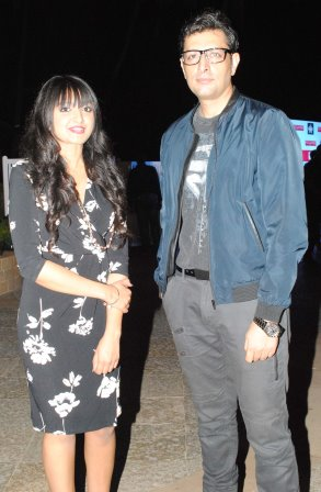 Bhumi Trivedi and Priyanshu Chatterjee