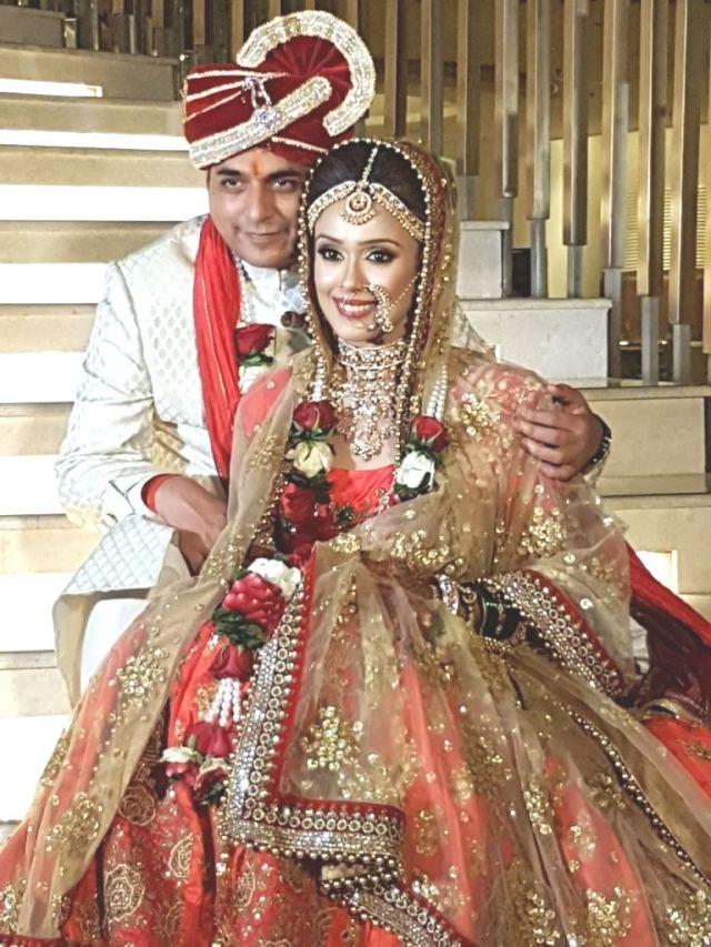 Anand Tiwari and Hrishitaa Bhatt