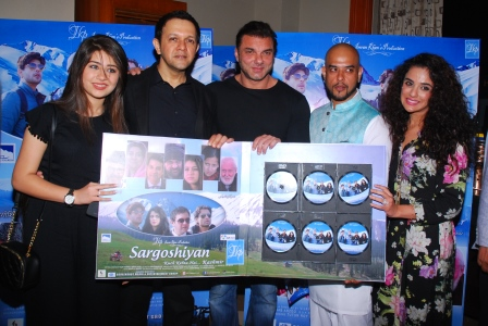 "Trailer of Film ""Sargoshiyan"" launched"