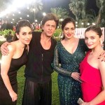 Sridevi's Last Film Will Be Shah Rukh Khan's Zero