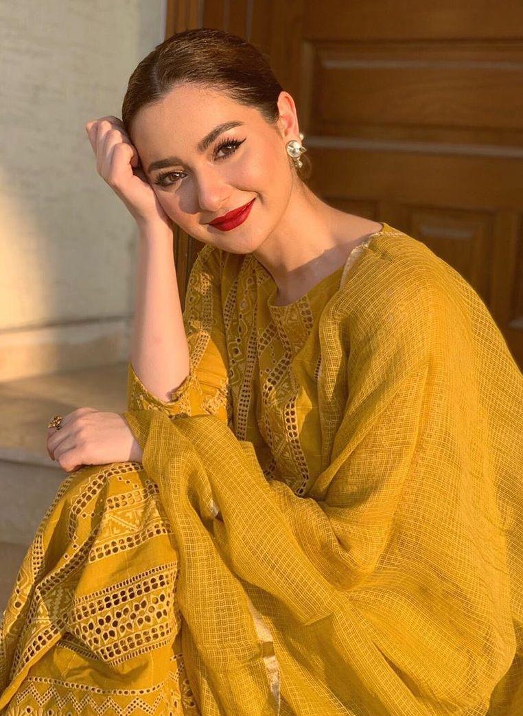 Hania Aamir weird Lips Mystery Solved