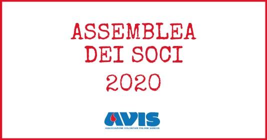 assemblea 2020 avis budrio