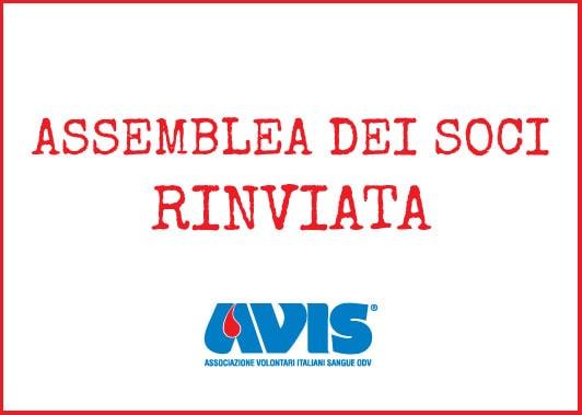 Assemblee Comunali Avis Bologna annullate