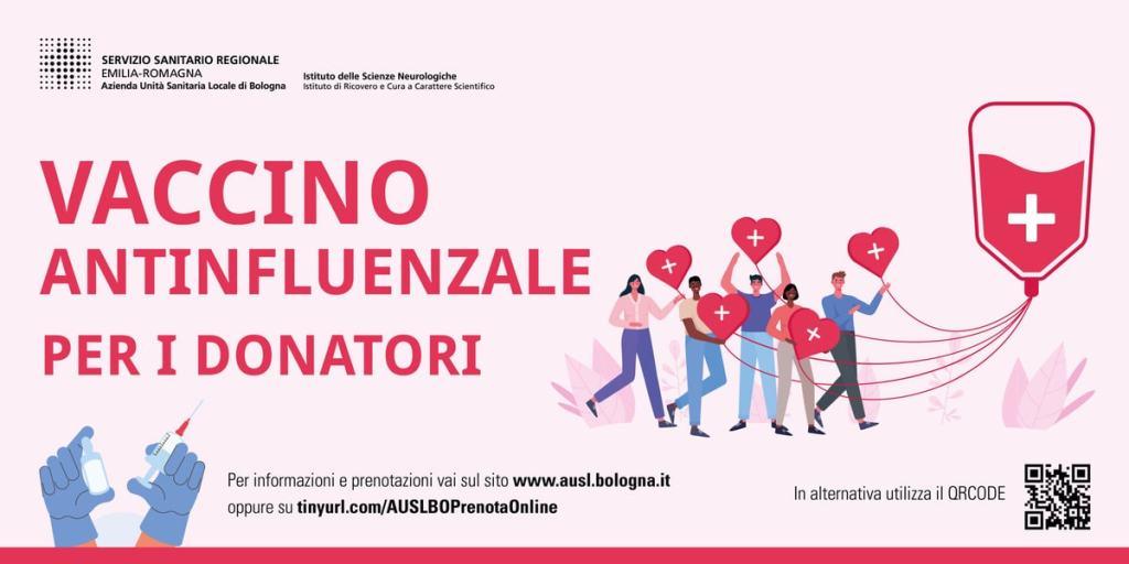 vaccino-antinfluenzale-donatori -USL-Bologna