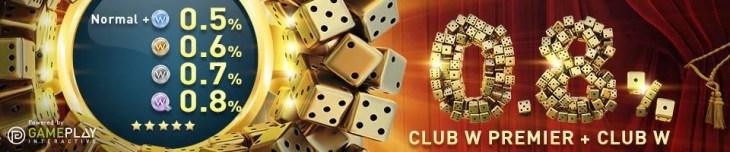 Live Casino Instant Rebate