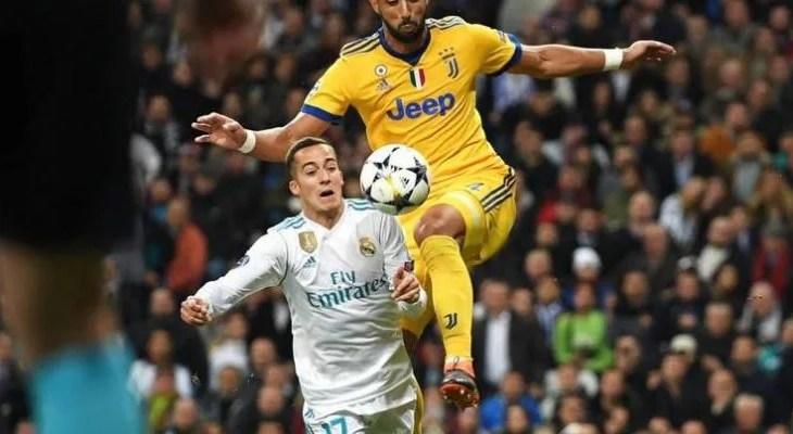 Mehdi Benatia Juventus 13/04/018