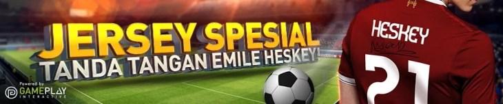 Jersey Emile Heskey