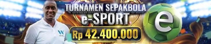 W88 e-Sport promotion