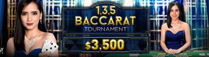 November Baccarat Promotion