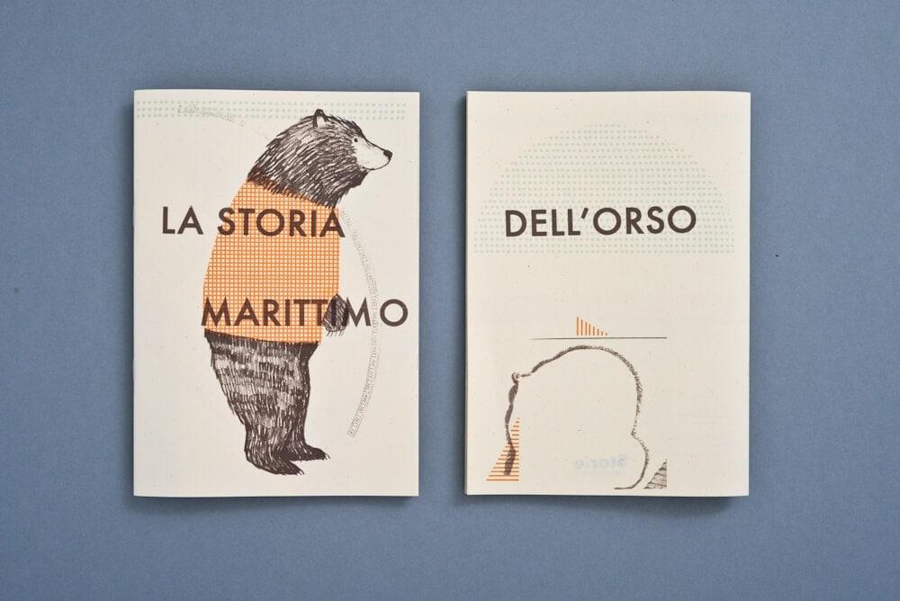 La storia dell'orso marittimo cover