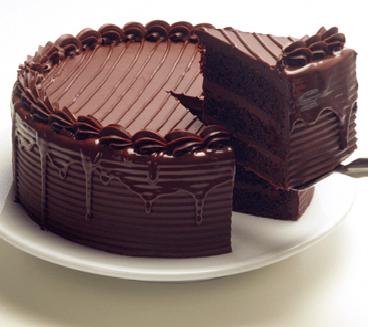 b - Dicas para assar o bolo perfeito...