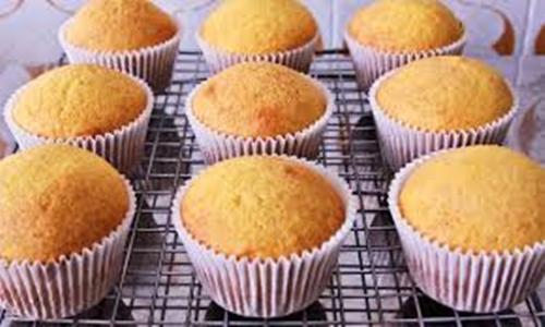 cats 1 - Receita Básica de Cupcakes