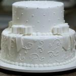 Segredes para fazer um bolo de casamento