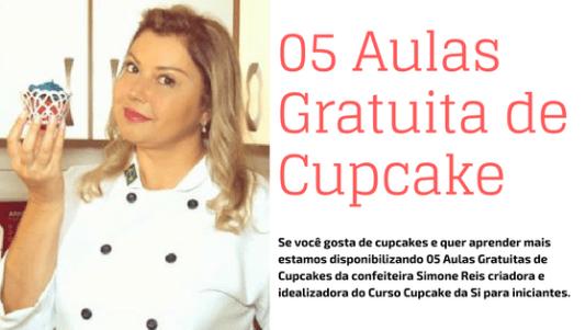 05 Aulas Gratuita de Cupcake 300x169 - Torta de maracujá